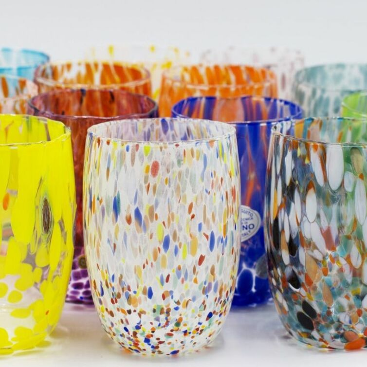 Tivoli Murano drikkeglas