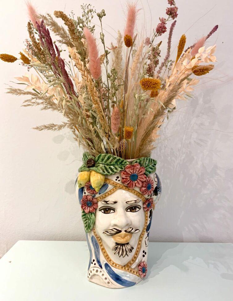 Sultan Flora Arancia / Hovedvase
