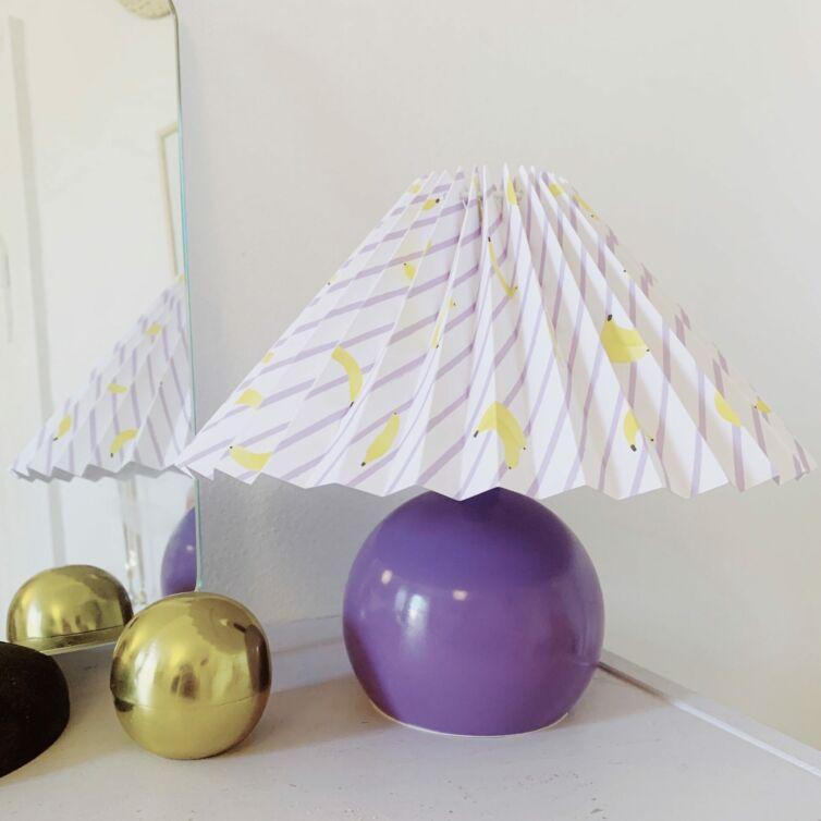 Lilla kuglelampe